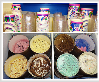 Baskin Robbins Ice Cream Catering